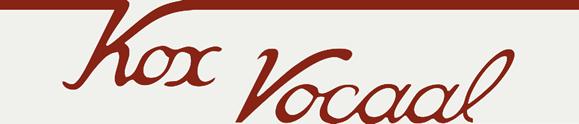 Kox Vocaal